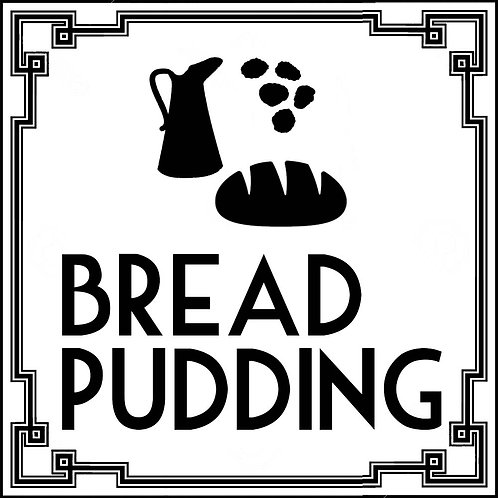 Bread Pudding (2 portions)