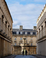 Curious Strolls Waters of Bath Tour