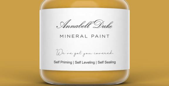 Annabell Duke Mineral Paint - Honeycomb