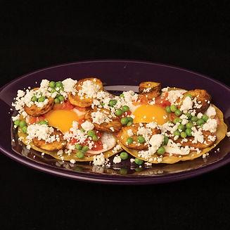 JPNC Mexican Shop eggs-special corn tort