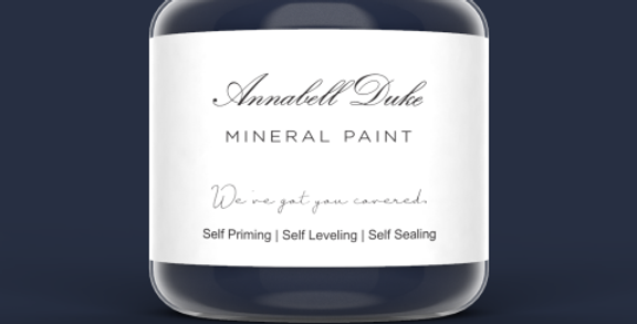 Annabell Duke Mineral Paint - Imperial Blue