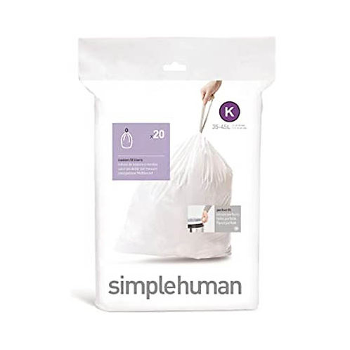 Code K Custom Fit Bin Liners (Pack of 20)