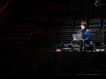 DJ Hapa - Promo EPK Shoot