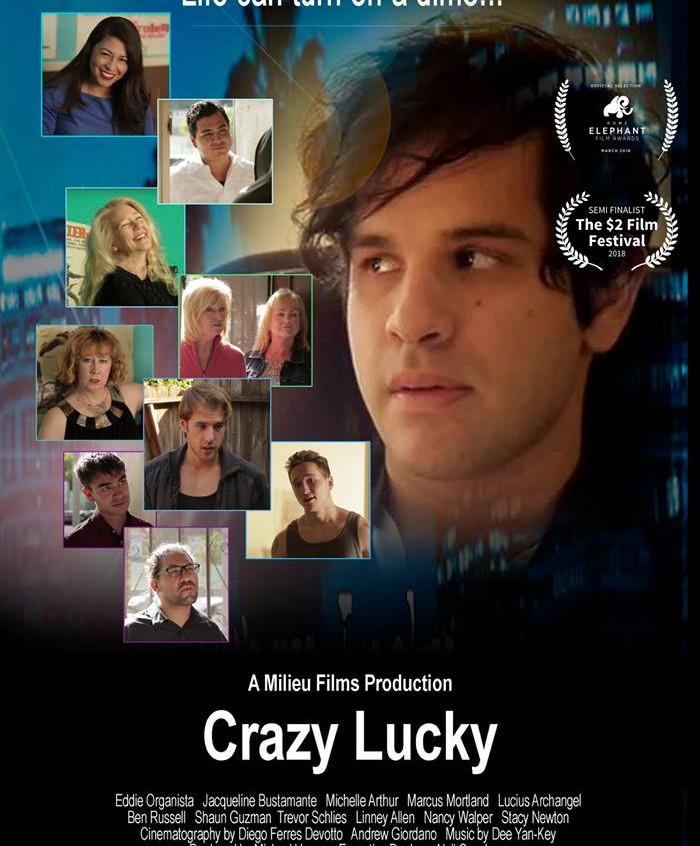 Crazy Lucky - Poster