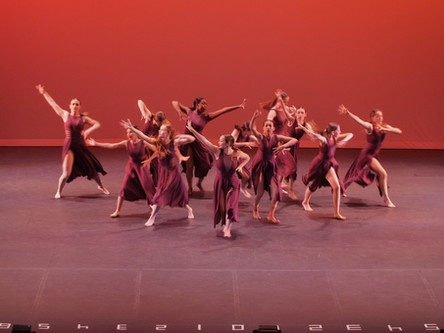 Aspire Dance Studio Recital 2018