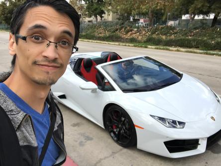 Lamborghini Spyder - Video