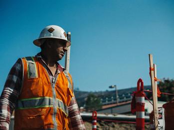 Construction Company Photoshoot