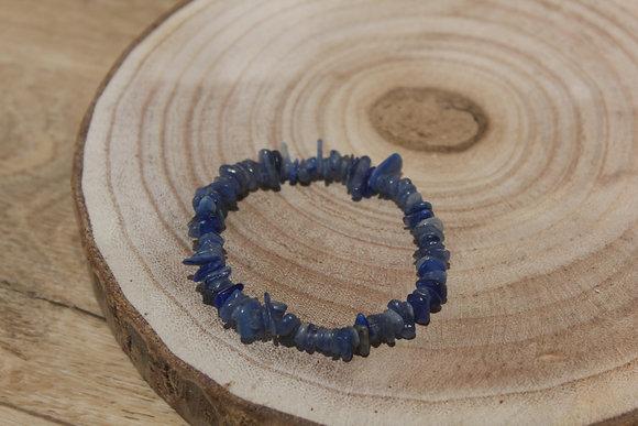 Bracelet barroque Sodalite