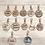 """Thumbnail: Portes clés """"Famille"""""""