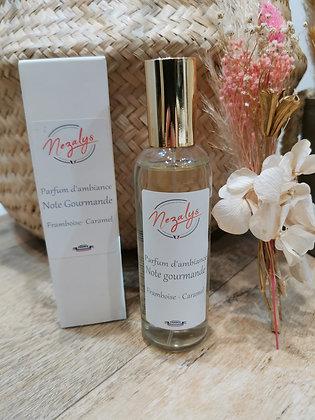 Spay parfum d'ambiance