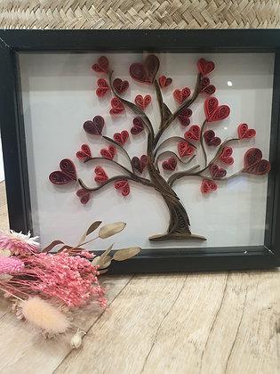 Cadre arbre de vie
