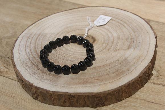 Bracelet onyx 10mm