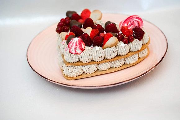 Gâteau Valentin/Valentine