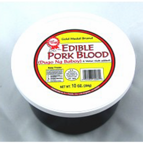 Pork Blood ITEM ID: 3403-A