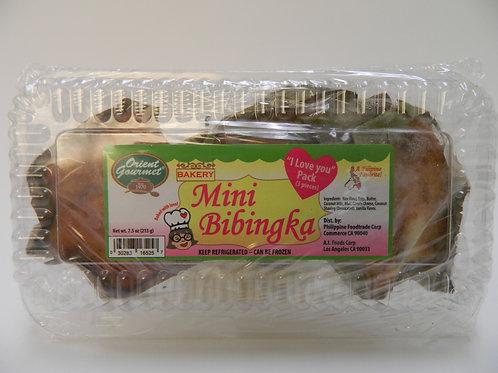 Mini Bibingka