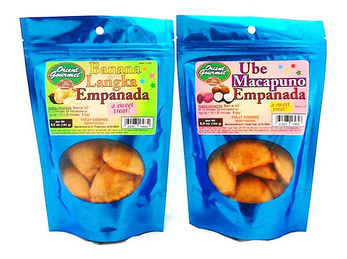 Mini Ube Macapuno Empanada ITEM ID: 3237-E