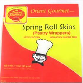 Spring Roll Skin ITEM ID: 2308