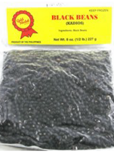 Black Beans (Kadyos) ITEM ID: 1654-A