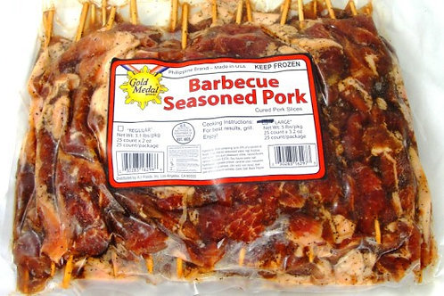 Pork BBQ Original LG ITEM ID: 3134