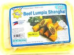 BEEF Lumpia Shanghai ITEM ID: 3302