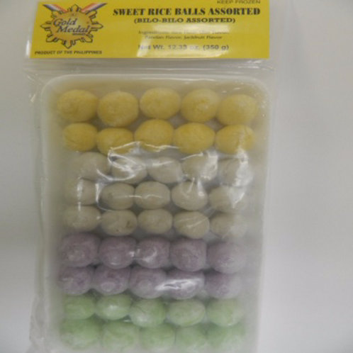 Mixed Sweet Rice Balls ITEM ID: 2133-A
