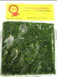 Chopped Cassava Leaves ITEM ID:2128