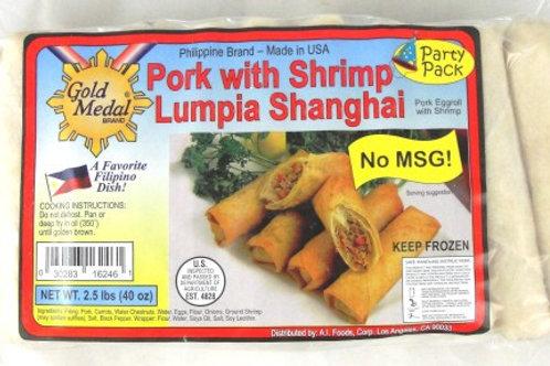 PORK Lumpia with SHRIMP Shanghai ITEM ID: 3363