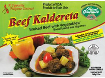 Beef Kaldereta ITEM ID: 3148