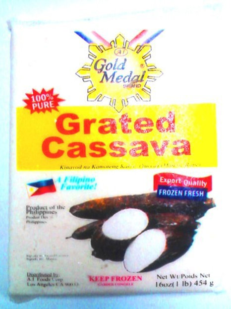 Grated Cassava ITEM ID: 2102