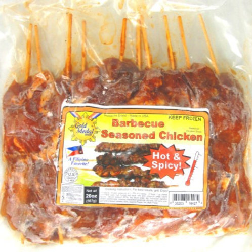 Chicken BBQ Hot & Spicy ITEM ID: 9000-089
