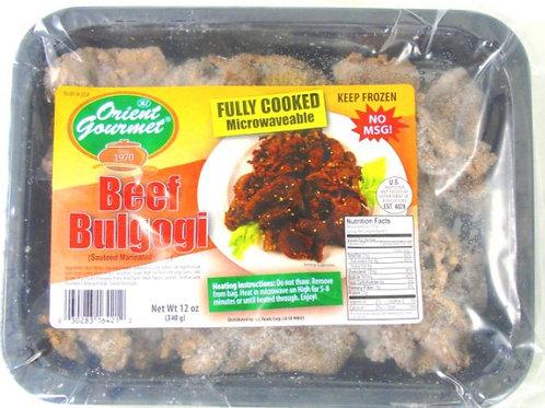 Beef Bulgogi ITEM ID: 3505-A3