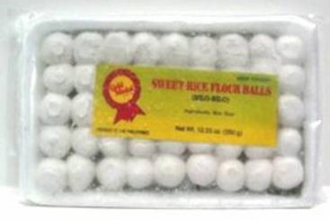 Plain Sweet Rice Balls ITEM ID: 2133