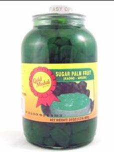 Kaong Green (sugar palm fruit) ITEM ID: 1323