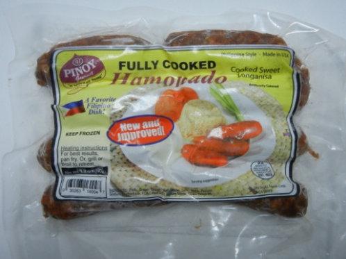 Cooked Hamonado Longanisa ITEM ID: 3122