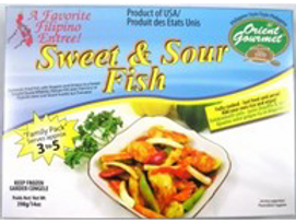 Sweet & Sour Fish ITEM ID: 3152