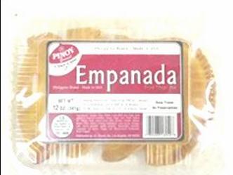 Pork Empanada ITEM ID: 3237