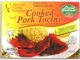 Cooked Pork Tocino ITEM ID: 3156