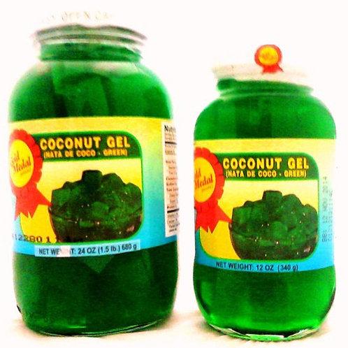 Nata De Coco Green (Coconut Gel) ITEM ID: 1105-A