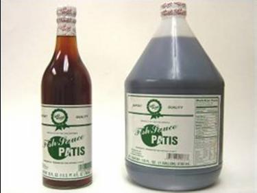Patis (Fish Sauce) ITEM ID: 1361-A