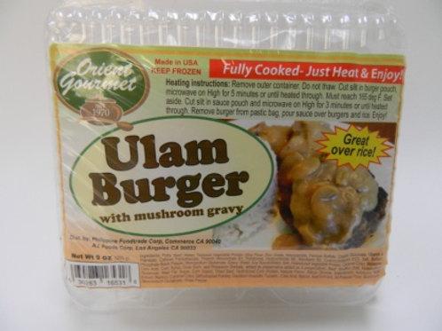 Ulam Burger ITEM ID: 9000-181
