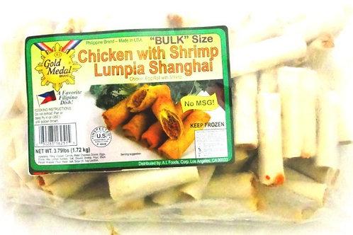 CHICKEN with SHRIMP Lumpia Shanghai ITEM ID: 3367