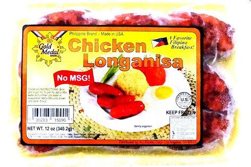 Chicken Longanisa ITEM ID: 3109