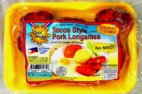 Ilocos Longanisa BULK ITEM ID: 9000-096-A