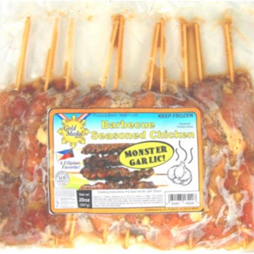 Chicken BBQ Garlic ITEM ID: 9000-091
