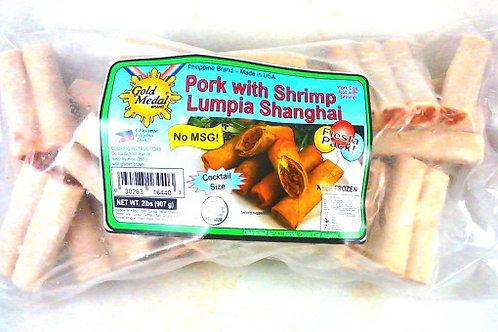 PORK Lumpia with SHRIMP Shanghai ITEM ID: 3300-T