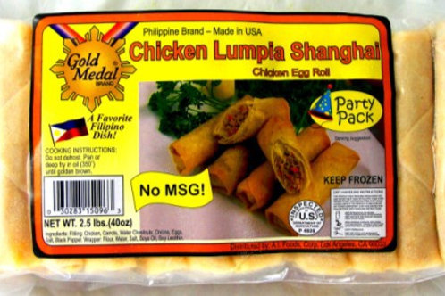CHICKEN Lumpia Shanghai ITEM ID: 3307