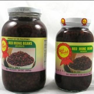 Red Mung Beans (Mungo) ITEM ID: 1113