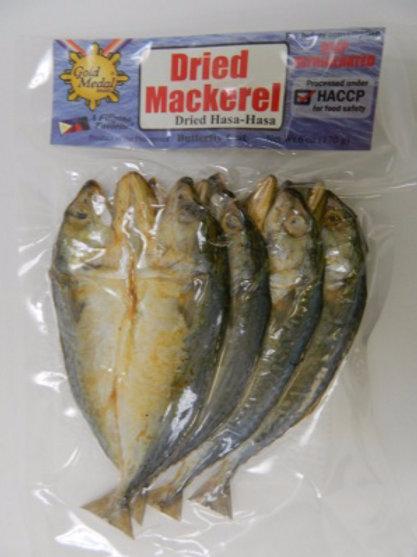 Dried Mackerel ITEM ID: 9000-152