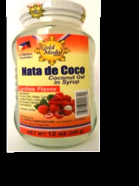Coconut Gel (Lychee) ITEM ID: 1108