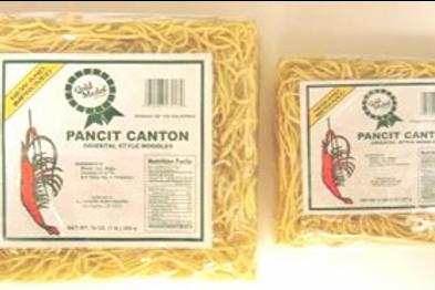Pancit Canton (Egg noodles) ITEM ID: 1374